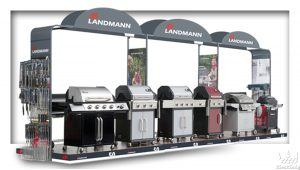 Landmann 11900 Holzkohlegrill Balkon Grill : Landmann grills zubehör