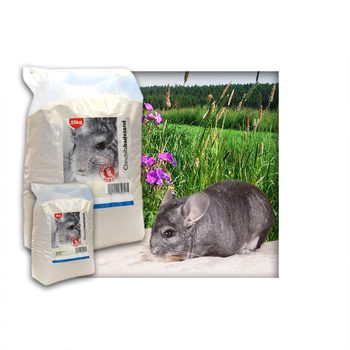 Chinchilla Badesand
